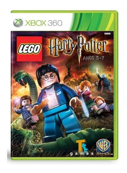 Lego Harry Potter Anos 5-7 - Xbox 360 - Usado
