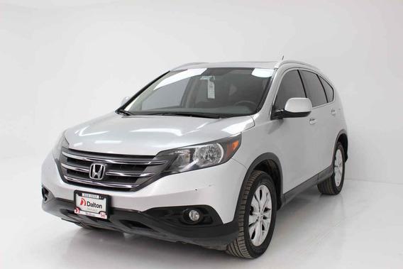 Honda Crv 2013 5p Exl A/a Q/c Piel Awd