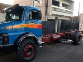 Mb 1513 4x2 No Chassi Turbo Hidráulico Freios A Ar,conservad