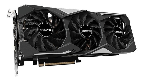 Placa de video Nvidia Gigabyte GeForce RTX 20 Series RTX 2080 SUPER GV-N208SWF3OC-8GD OC Edition 8GB
