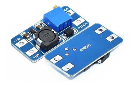 300x Conversor Elevador Mt3608 Dc/dc Step Up Boost