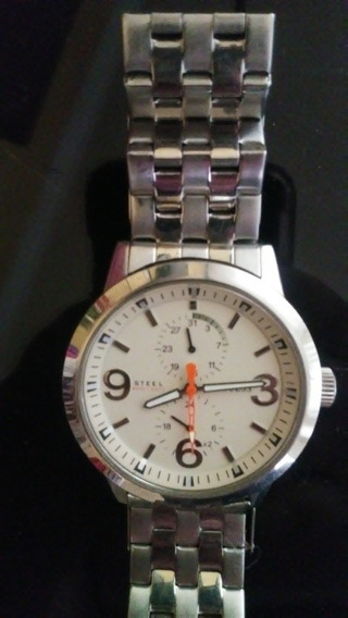 Relogio Guess Street G85902g Japan Original