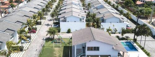 Casa Com 4 Suítes À Venda, 190 M² Por R$ 700.000 - Pedra - Eusébio/ce - Ca0296