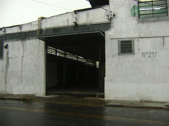Galpão Para Alugar, 724 M² Por R$ 6.500/mês - Arraial Paulista - Taboão Da Serra/sp - Ga0019