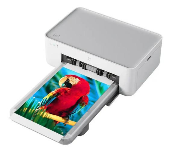 Impressora Xiaomi Mijia+ Papel Fotográfico Photo Printer