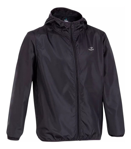 Campera Rompeviento Topper C Training Open Hombre Ng