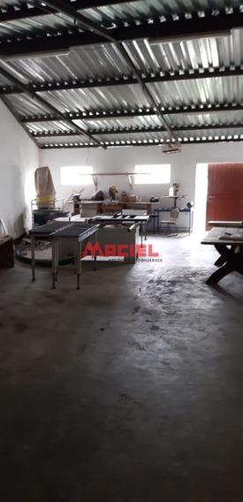 Venda - Galpao - Loteamento Santa Edwiges - Sao Jose Dos Cam - 1033-2-80292
