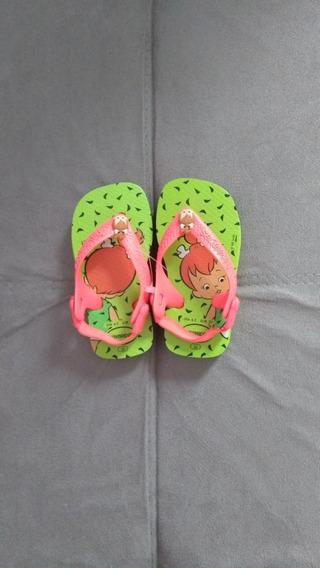 Chinelo Havaianas Baby Flinstones Pedrita