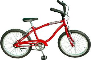 Bicicleta De Nene Playera R 16 Necchi. Fabricación Nacional