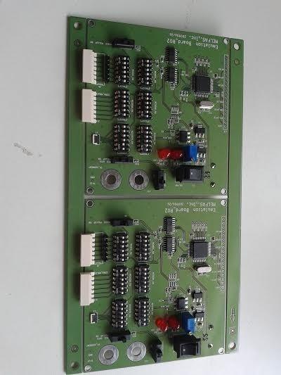 Placa Emulation Board_r2 Melfas Inc