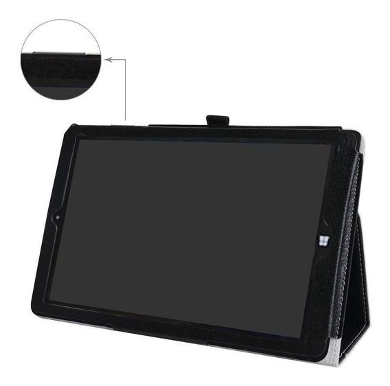 Nuvision Solo 10 Draw Tm101w610l Case Capa Preta