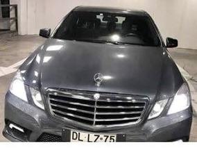 Mercedes Benz Clase E250 Año 2012