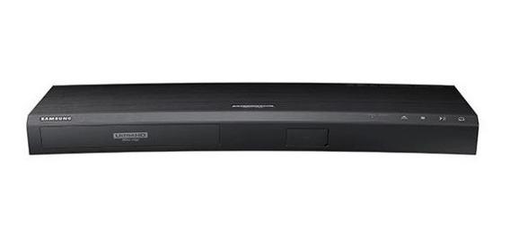Blu-ray Player Ultra Hd Ubd-k8500 4k 3d Samsung - Novo Na Cx
