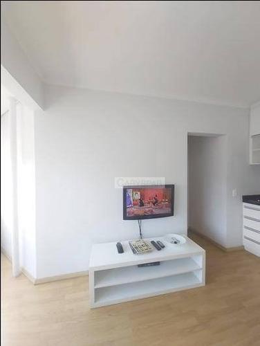 Imagem 1 de 16 de Flat Com 1 Dormitório Para Alugar, 36 M² Por R$ 2.600/mês - Morumbi - São Paulo/sp - Fl5099