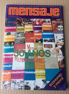 Revista Mensaje Numero 303 1981 40 Años