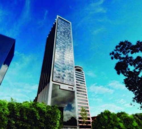 Oficina En Subarrendamiento, Torre Latino Reforma, Cdmx