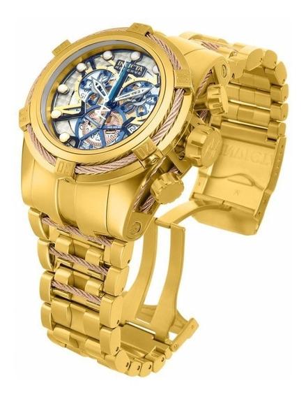 Relógio Invicta Bolt Zeus 13757 Original Garantia 2 Anos
