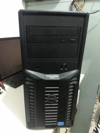 Servidor Dell Poweredge T110 2 - 8gb Xeon E31220 3.10ghz