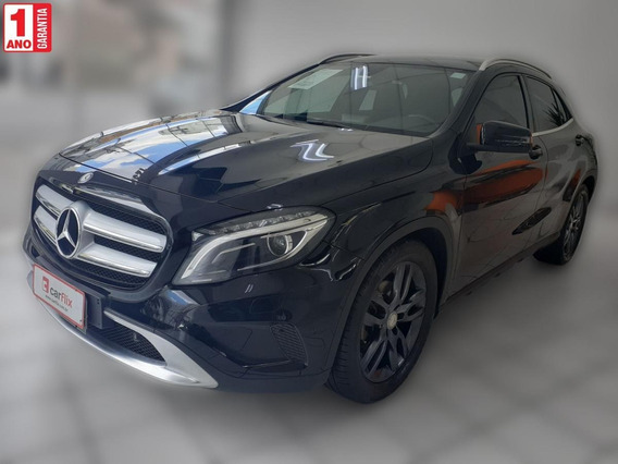 Mercedes-benz Gla 200 Advance 1.6/1.6 Tb 16v Flex Aut.