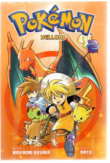 Pokemon Yellow 2 - Panini 02 - Bonellihq Cx354 G18