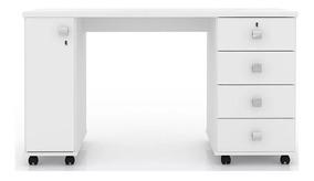 Mesa Computador Escritorio Quarto Office Smart - Lukaliam