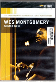 Dvd - Wes Montgomery - Twisted Blues
