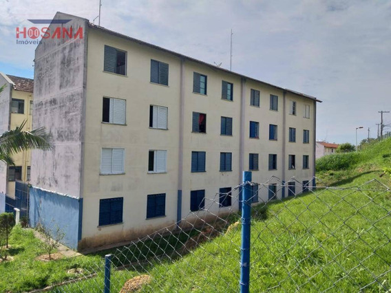 Apartamento Com 2 Dormitórios À Venda, 45 M² Por R$ 110.000 - Nova Era - Caieiras/sp - Ap0164