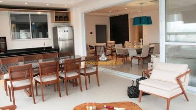 Apartamento Com 3 Dormitórios À Venda, 220 M² Por R$ 1.600.000,00 - Edifício Impéria Residence - Sorocaba/sp - Ap0311