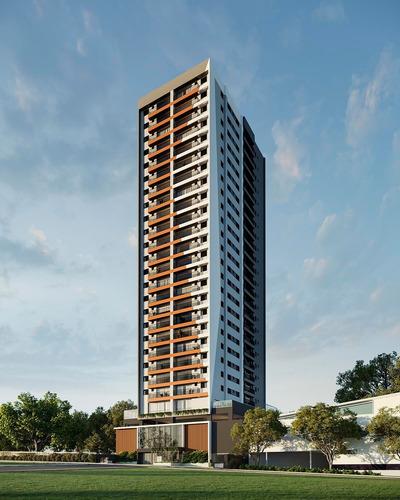 Imagem 1 de 26 de Apartamento À Venda, Setor Bueno, Goiânia, Go - Go - Ap0048_insp