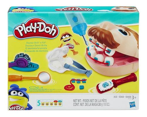 Dentista Bromista Play Doh Plastilina Original Habro
