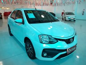 Toyota Etios 1.5 Sd Platinum 1.5 Aut. - Ontake 5060