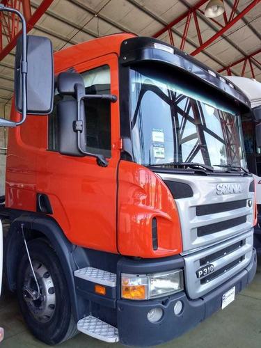 Scania 340 6x2 Tractor Balancín 2010