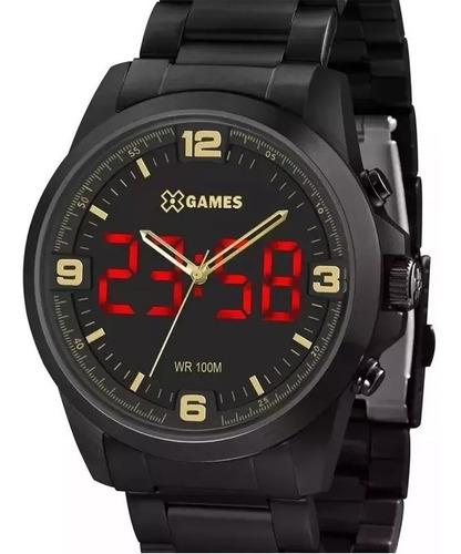 Relógio X-games Masculino Xmnsa002 P2px C/ Garantia E Nf