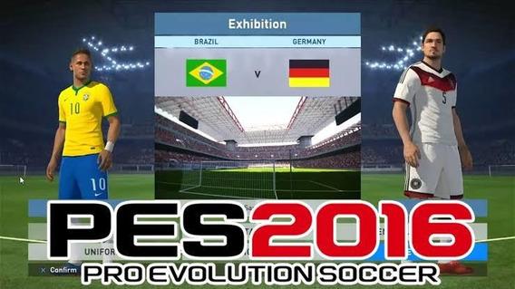 Pes 2016 Pro Evolution Soccer 2016 Pc