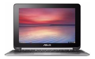 Asus C100pa-db01 Chromebook Flip 10.1 Touch Laptop Quad Core