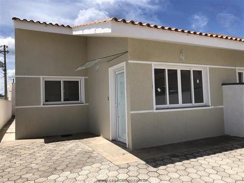Casa Em Condomínio Para Venda Em Atibaia, Condomínio Marf Iii - B.j.perdões, 2 Dormitórios, 1 Banheiro, 2 Vagas - Ca0344_2-1150003