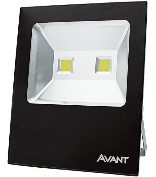 Refletor Led Holofote 100w Resistente Água Branco Frio Avant
