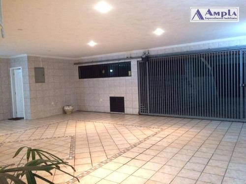Imagem 1 de 19 de Sobrado Com 3 Dormitórios À Venda, 500 M² Por R$ 1.700.000,00 - Vila Ré - São Paulo/sp - So0257