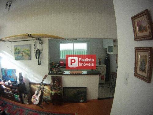 Apartamento Com 1 Dormitório À Venda - Ponta Da Praia - Santos/sp - Ap25705