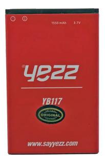 Bateria Pila Yezz Andy Ac4e Yb117
