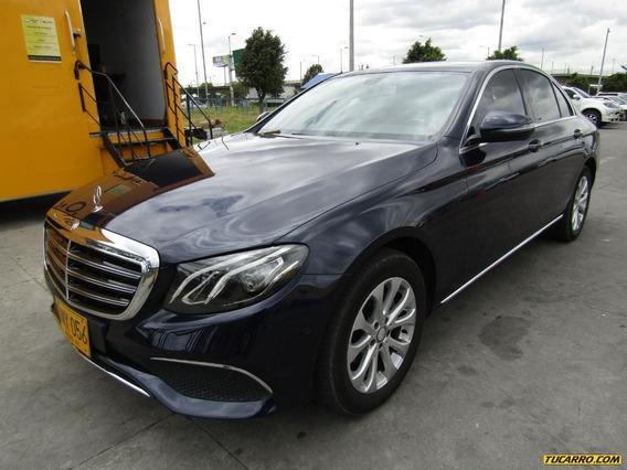Mercedes Benz Clase E E200 Exclusive