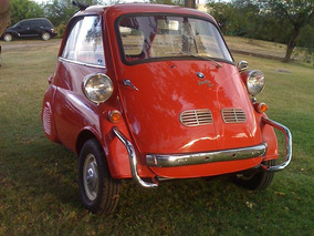 B M W Isetta 300 1958 U S A Con Papeles, Excelente Estado
