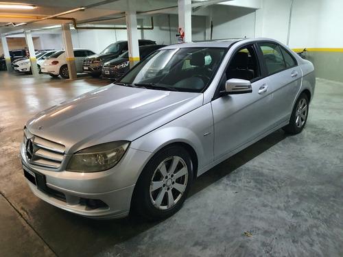 Mercedes Benz C200 Cgi 1.8t Automático Blueefficiency, Cuero