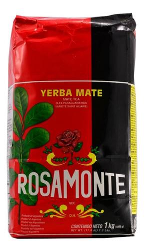 Yerba Mate Rosamonte 1 Kilo