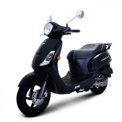 Scooter Sym Fiddle Ii 150 0 Km Ap Motos Honda, Yamaha