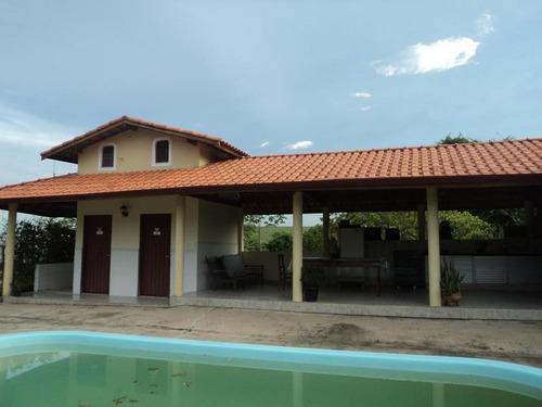 Sítio À Venda Em Zona Rural - Si007114