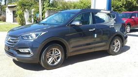 Hyundai Santa Fe Gls 2.4 Aut. Caja 6ta 177hp