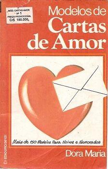 Modelos De Cartas De Amor Maria, Dora