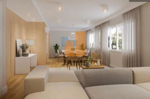 Apartamento Para Venda No Bairro Cerqueira César Em São Paulo - Cod: Ja13923 - Ja13923