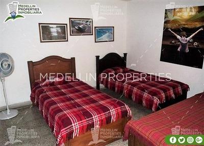 Arrendamientos De Apartamentos Baratos En Medellín Cód: 4280